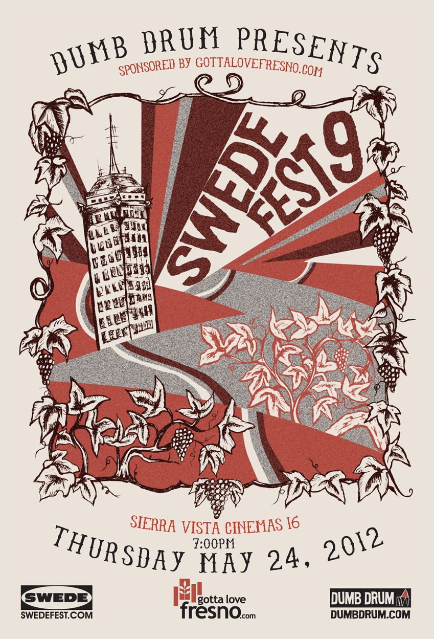 Swede Fest 9 poster revealed, still accepting entries