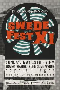 SwedeFest11-Poster